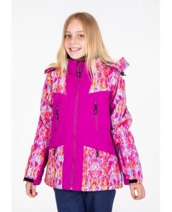 Куртка лыжная детская Just Play Ardo розовый (b4327-purple)