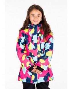 Куртка лыжная детская Just Play Erin розовый (B4323-red)