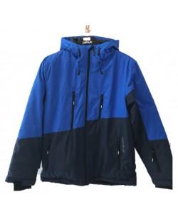 Куртка лыжная мужская Just Play Grape синий / черный (b1327-blue)