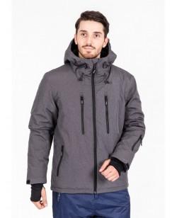 Куртка лыжная мужская Just Play Lokca серый (B1328-grey)