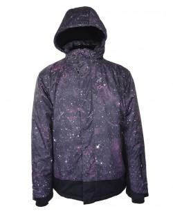 Куртка лыжная мужская Just Play Sky фиолетовый (B1311-black)