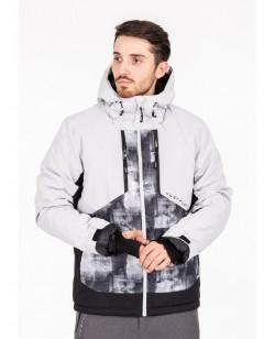 Куртка лыжная мужская Just Play Tern серый (B1332-grey)