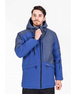 Куртка лыжная мужская Just Play синий (b1331-blue)