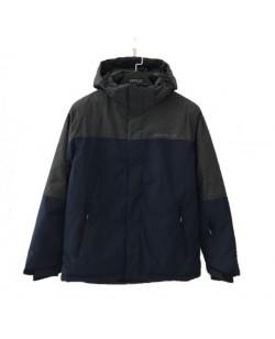 Куртка лыжная мужская Just Play синий / серый (b1321-grey)
