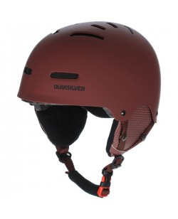 Шлем горнолыжный Quiksilver Gravity коричневый, 58см (QG-01)