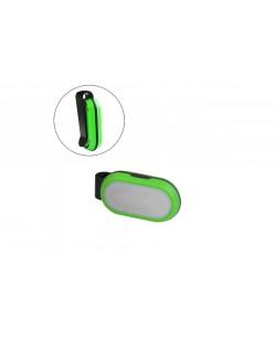 Задняя фара, габарит BauTech 5825 2 Led зеленый (5825)