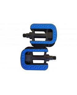 Педали Avanti DN-535 пластик, черный / синий (DN-535l)