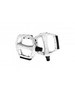 Педали Avanti DN-536 алюминий, широкие, белый (DN-536-wt)