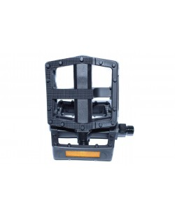 Педали Avanti DN-563 пластик, широкие, черный (DN-563)