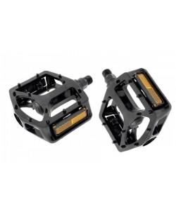 Педали Avanti FM-963 алюминий, широкие, черный (fm-963)