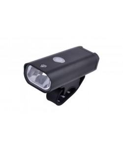 Фара передняя BauTech WT-516-XPE USB, черный (WT-516-XPE)