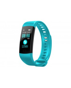 Фитнес браслет Smart Band Y5 голубой (y5-blue)