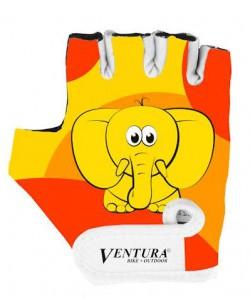 Перчатки детские Ventura оранжевый (A-PZ-0660-slon)