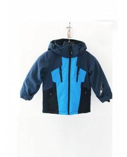Куртка лыжная детская Just Play Dobi синий / голубой (B5010-darkblue)