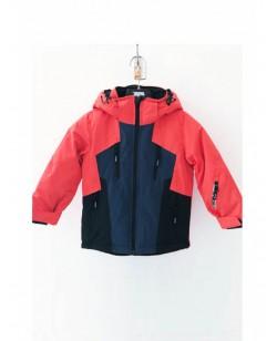 Куртка лыжная детская Just Play Dobi красный / синий (B5010-red)