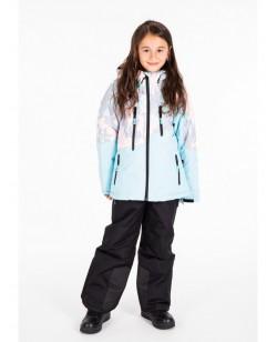 Куртка лыжная детская Just Play Dorin голубой (B4324-blue)