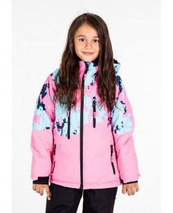 Куртка лыжная детская Just Play Dorin розовый (B4324-pink)
