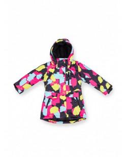 Куртка лыжная детская Just Play Lami розовый (B6002-black)