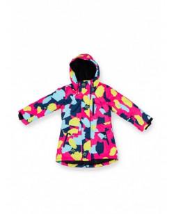 Куртка лыжная детская Just Play Lami розовый (B6002-pink)
