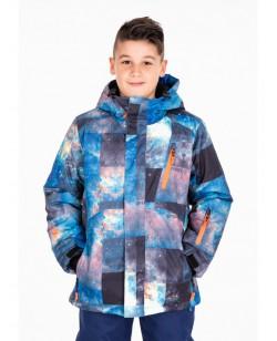 Куртка лыжная детская Just Play Lino синий (B3316-darkblue)