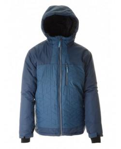 Куртка лыжная детская Just Play Mati синий (B3288-darkblue)