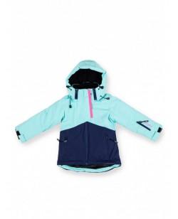 Куртка лыжная детская Just Play Opin голубой / синий (B6004-blue)