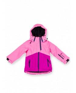 Куртка лыжная детская Just Play Opin розовый (B6004-purple)