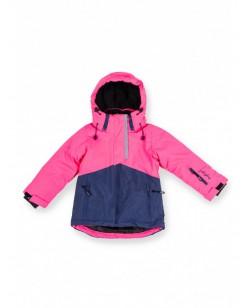Куртка лыжная детская Just Play Opin розовый / синий (B6004-pink)