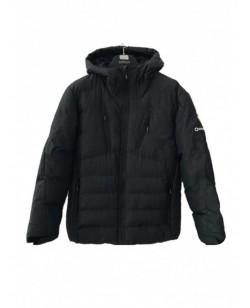 Куртка мужская Just Play черный (B1323-black)