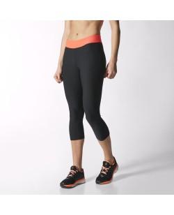 Лосины для фитнеса Adidas черный  (S19402)