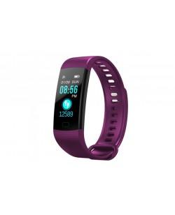 Фитнес браслет Smart Band Y5 фиолетовый (y5-purple)
