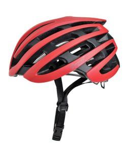 Шлем велосипедный ProX No Limit красный / черный (A-KO-0118)