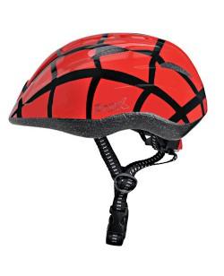 Шлем велосипедный ProX Spider детский, красный (A-KO-0144)
