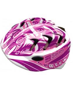 Шлем велосипедный B-Skin Kidy Pro, фиолетовый (KAS026)