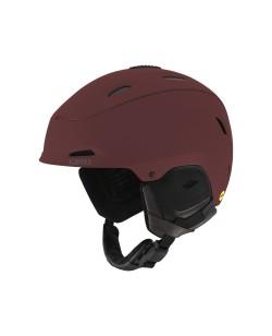 Горнолыжный шлем Giro Range Mips темно-красный (mips-cherry)