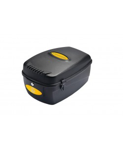 Контейнер на багажник SunnyWheel SW-906A 13.5л, черный (A-B-0191)