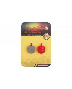 Тормозные колодки Andson SBP-1009 пара (k-3659)