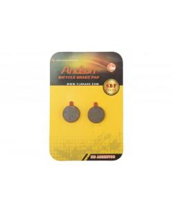 Тормозные колодки Andson SBP-1013 пара (k-3662)