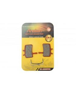 Тормозные колодки Andson SBP-1019 пара (k-3668)