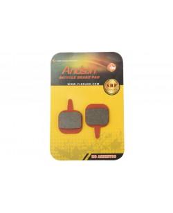 Тормозные колодки Andson SBP-1023 пара (k-3672)