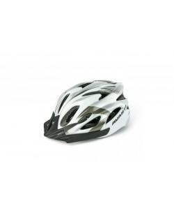 Шлем велосипедный Avanti AVH-001 белый / серый (AVH-001-grey)