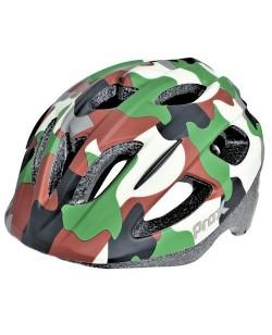 Шлем велосипедный ProX No Limit черный / зеленый (A-KO-0142)