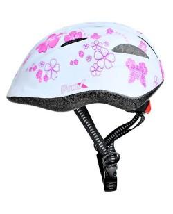 Шлем велосипедный ProX Spidy детский, белый (A-KO-0145)