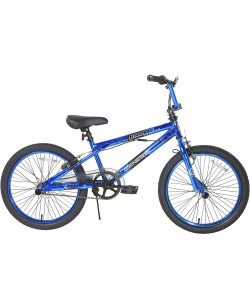 "Велосипед BMX 20"" Genesis Boys' Krome 2.0 Bike синий (ad-02)"