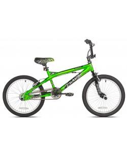 """Велосипед BMX 20"""" Kent Chaos Boys' Freestyle зеленый (ad-06)"""