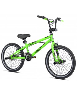 "Велосипед BMX 20"" Madd Gear Freestyle Boy's зеленый (ad-03)"