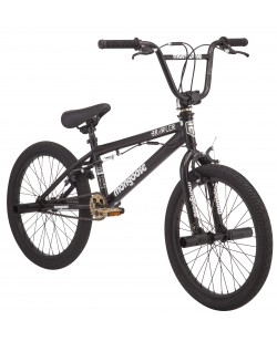 "Велосипед BMX 20"" Mongoose BRAWLER Freestyle Boys' BMX Bike чорний (ad-01)"