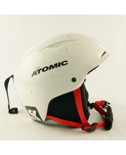 Гірськолижний шолом Atomic білий глянець (H-074)