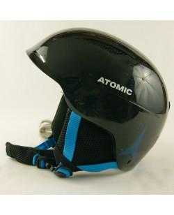 Горнолыжный шлем Atomic черный глянець (H-068)
