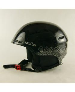 Горнолыжный шлем Bolle черный глянец (H-084)